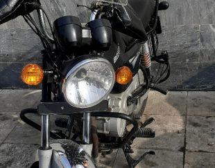 موتور باکسر مشکی