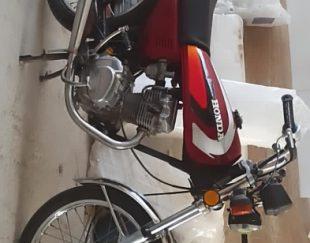 موتور سیکلت رایکا مدل ۸۸