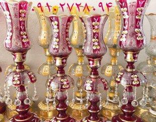 تولیدی شمعدان کریستال،شاه عباسی و لاله مذهبی