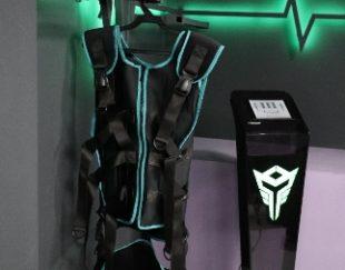 دستگاه ems تایتان برای لاغری و تناسب اندام نمونه مشابه ایکس بادی