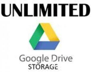 Unlimited Drive Storage
