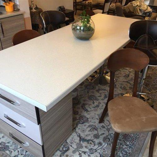 میز و صندلی دست ساز نو طرح کورین
