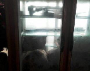 یخچال ویترینی