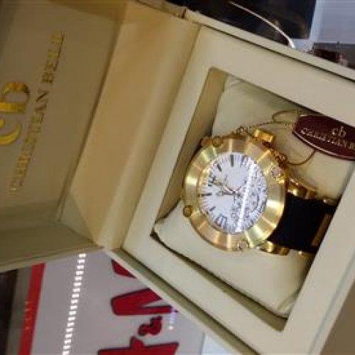 ساعت اصلی کریستیانو بل