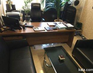 فروش میز و مبلمان مدیریتی دفتر کار