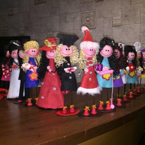 فروش عمده عروسک نازخاتون