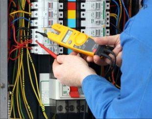 برقکار ساختمان سیمکشی تابلو برق برق کارصنعتی سیمکش ایرادیابی تلفن