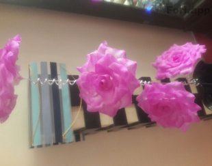 گل رزلمسی شاخه ی
