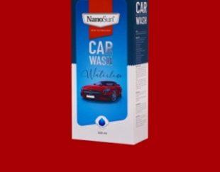 شامپو واترلس خودرو (کارواش بدون آب)