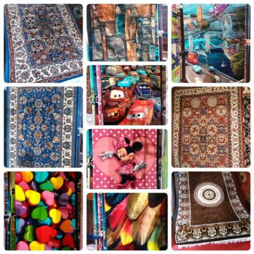 نمایشگاه فرش سنتی و کودک کاشان
