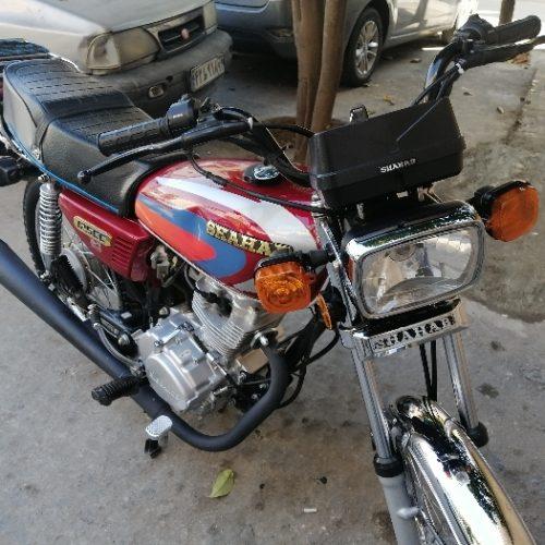 هوندا ۱۲۵. مدل ۹۹