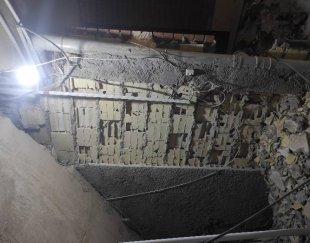 تخریب ساختمان شیارزنی سوراخکاری