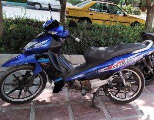 موتور سیگلت گلکسی باک جلو ۱۳۰