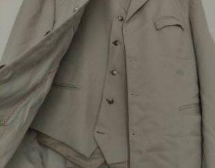 کت و شلوار مردانه سایز ۴۸ و ۴۳