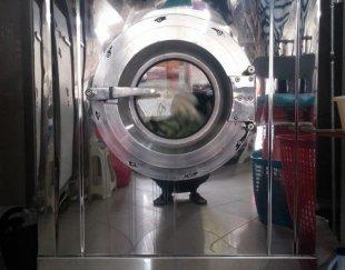 فروش لوازم و تجهیزات خشک شویی