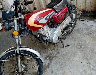 موتور هوندا مدل ۸۵