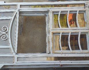 پنجره ساختمان