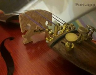 ویولن دست ساز استاد نسلیانی