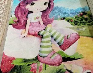 فرش کودک عروسکی