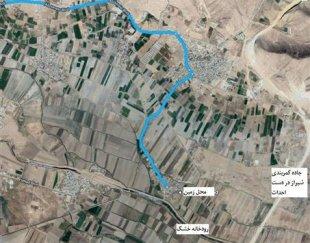 ۲۰۰۰ متر زمین ۸۰ مترمسکونی ۴۰۰ مترسوله کمربندی شرق شیراز