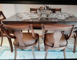 میز نهار خوری نو