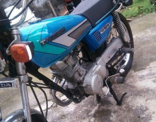 موتور هندا ۱۲۵ سالم