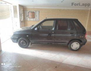 فروش خودرو پراید ۱۱۱ مدل ۹۱