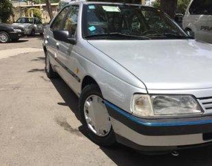 پژو، ۴۰۵ ، GLX مدل۹۳