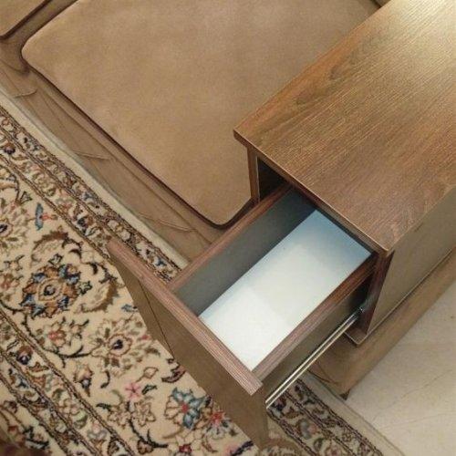 مبل راحتی باکس دار سه نفره و دو نفره