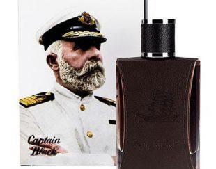 ادکلن اصل مردانه کاپیتان بلک