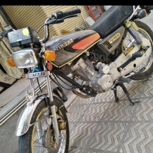 موتور سیکلت ۱۵۰ نیکتاز