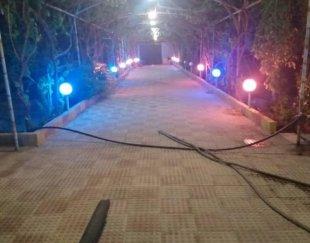 خانه باغ ویلایی شیک در نزدیکی اصفهان