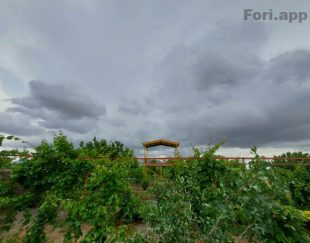باغ ویلا  بین سیوجان و فخرآباد با همه امکانات لاکچری