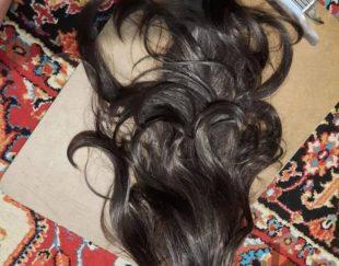 مو مناسب بافت و شنیون