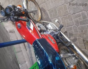 فروش موتورسیکلت تلاش ۱۵۰استارتی دربم