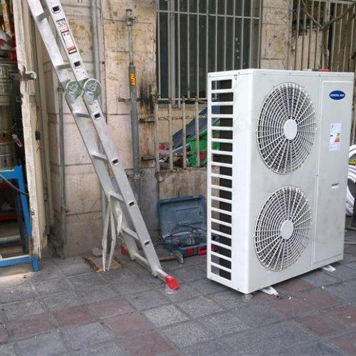 نصب ، سرویس و تعمیر تخصصی کولر گازی در تهران
