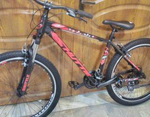 دوچرخه شاتل آلومینیوم نو آکبند