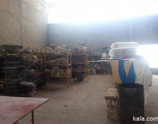 واگذاری کارگاه تولیدی قاب پرده مبلمان سرتخت