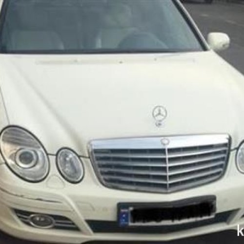 بنز E280 مدل۲۰۰۷ سفید