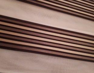تولید پرده زبرا و کرکره فلزی