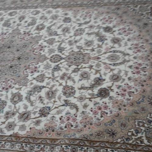 فرش دستباف ابریشم اصفهان
