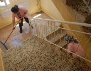 شرکت خدماتی نظافتی*تمیز پاکان پارمیس*
