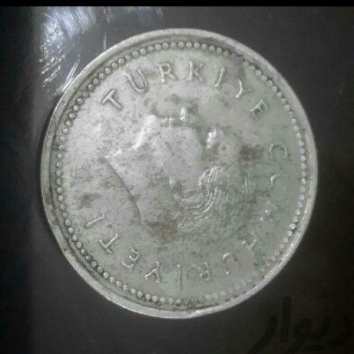 سکه ۵۰۰۰لیر ترکیه