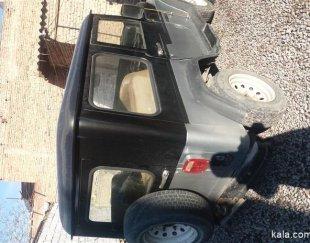 جیپ صحرا مدل ۷۶