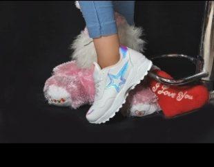 کفش های اسپرت زنانه