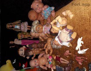 عروسک های زیبا و بامزه