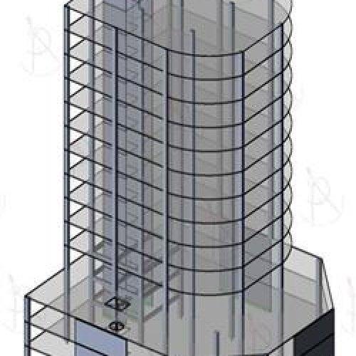 طراحی و محاسبات سازه های بتنی و فولادی با کمترین قیمت