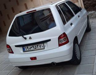 پراید ۱۱۱ SE مدل ۹۷