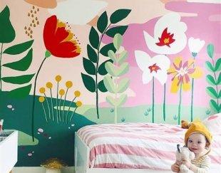 طراحی و آماده سازی اتاق کودک به صورت کاملا تخصصی