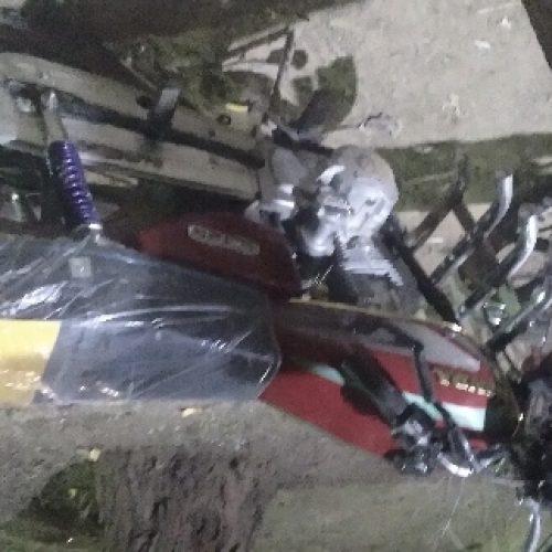 موتور سیکلت تخت ۲۰۰cc